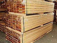 Bangkirai - decking - QC finish